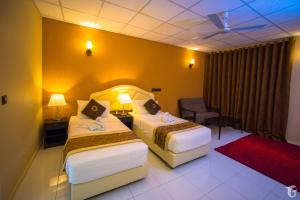 Gunbaru Inn, Vendégházak  Ukulhas - big - 58