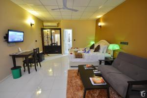Gunbaru Inn, Vendégházak  Ukulhas - big - 55