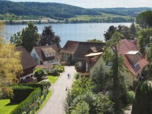 Ferienhaus Botterell direkt am Bod - Kattenhorn