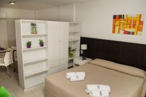 Torre Potosi Departamentos, Appartamenti  Rosario - big - 4