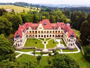5 stern hotel Rubezahl-Marienbad Luxury Historical Castle Hotel & Golf-Castle Hotel Collection Marienbad Tschechien