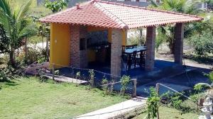 Casa em Praia Deserta, Dovolenkové domy  Costa Dourada - big - 15