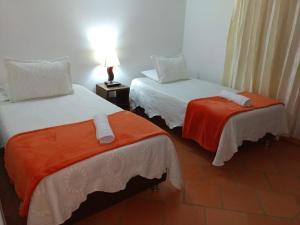 Apartahotel La Gran Familia, Apartmánové hotely  Villa de Leyva - big - 82