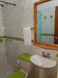 Apartahotel La Gran Familia, Apartmánové hotely  Villa de Leyva - big - 76