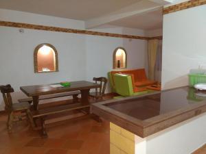 Apartahotel La Gran Familia, Apartmánové hotely  Villa de Leyva - big - 85