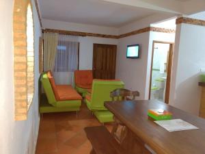Apartahotel La Gran Familia, Apartmánové hotely  Villa de Leyva - big - 86