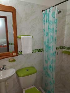 Apartahotel La Gran Familia, Apartmánové hotely  Villa de Leyva - big - 78