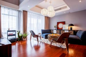 Zhuhai Xiangzhou District·Gongbei Port· Locals Apartment 00169170