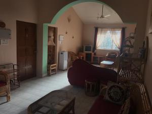 3 BHK Serviced Apartment in Salgao, Bed & Breakfast  Saligao - big - 15