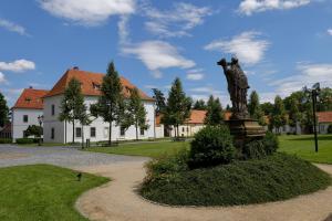 Adalbert Ecohotel - Břevnov