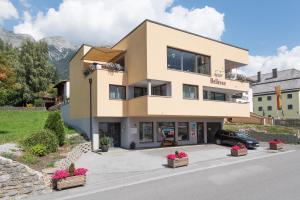 Apartmán Apart Bellevue Pettneu am Arlberg Rakousko