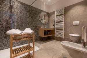 Hotel Garni Minigolf, Отели  Ледро - big - 54