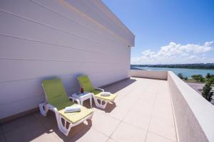 Hotel Malibu, Hotels  Mamaia - big - 14