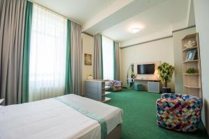 Hotel Malibu, Hotels  Mamaia - big - 26