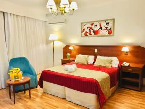 Hostal Del Sol Spa, Hotely  Termas de Río Hondo - big - 39