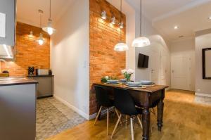 Stylowy apartament na Starym Mieście