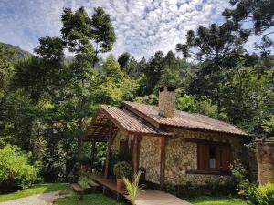 Refúgio Mantiqueira, Lodge  São Bento do Sapucaí - big - 82