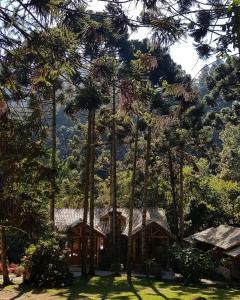 Refúgio Mantiqueira, Lodge  São Bento do Sapucaí - big - 86
