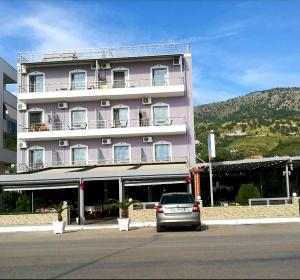 Dhima Hotel, Hotels  Himare - big - 24