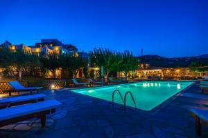 Villa Sofia Andros Greece