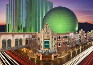 Silver Legacy Reno Resort Casino at THE ROW - Accommodation - Reno