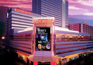 Eldorado Resort Casino at THE ROW - Accommodation - Reno