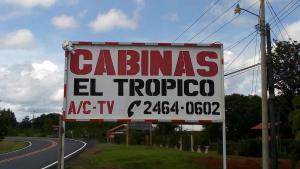 Cabinas El Tropico, San Rafael