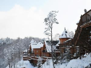 Pyeongchang Forest Hotel, Hotels  Pyeongchang  - big - 163