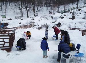Pyeongchang Forest Hotel, Hotels  Pyeongchang  - big - 162