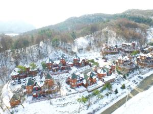 Pyeongchang Forest Hotel, Hotels  Pyeongchang  - big - 170