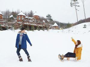 Pyeongchang Forest Hotel, Hotels  Pyeongchang  - big - 168