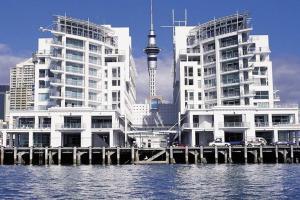 **Best Place Auckland Viaduct - Apartment - Auckland