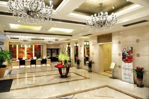 Howard Johnson Huaihai Hotel, Hotel  Shanghai - big - 8