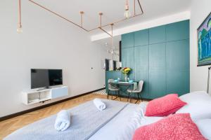 PO Serviced Apartments Old Town Square Studio