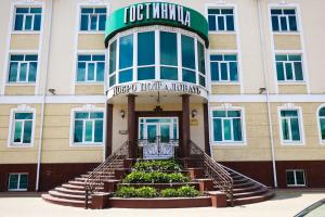 Hotel-Restaurant Edelweis - Uste Dzhegutinskaya