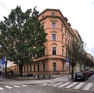 Апартаменты Elema, Прага