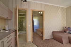 Апартаменти та номери у готелі Казимир - Polyanitsa Popovichevskaya