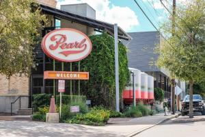 PARADISE IN PEARL DISTRICT - 1BR APT W/ BALCONY, Апартаменты  Сан-Антонио - big - 20