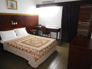 . SODETHERM HOTEL LES CASCADES MAN