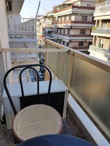 Sunny Quiet Apt, Apartmány  Solún - big - 14