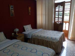 Hostal Incanto, Guest houses  Ollantaytambo - big - 22