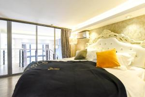 Changlong Star Loft Apartment, Apartmanok  Kuangcsou - big - 69