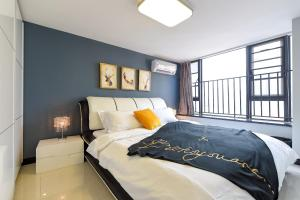 Changlong Star Loft Apartment, Apartmanok  Kuangcsou - big - 48