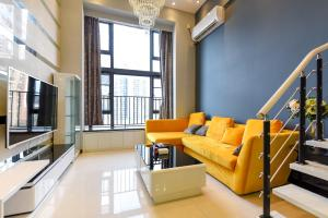 Changlong Star Loft Apartment, Apartmanok - Kuangcsou