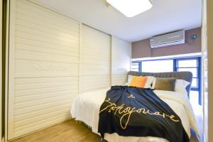 Changlong Star Loft Apartment, Apartmanok  Kuangcsou - big - 108