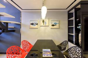 Changlong Star Loft Apartment, Apartmanok  Kuangcsou - big - 96