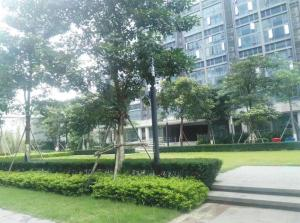 Changlong Star Loft Apartment, Apartmanok  Kuangcsou - big - 64