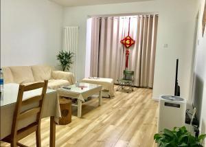 Beijing Yanjiao Yanshun Road Nordic Light Luxury Apartment - Langfang