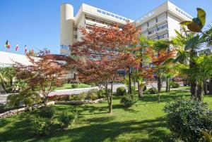 Hotel Savoia Thermae & Spa, Szállodák  Abano Terme - big - 36