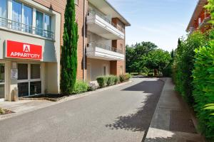 Appart'City Toulouse Colomiers, Apartmánové hotely  Colomiers - big - 28